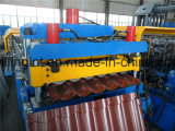 New Ce Roof Tile Making Machine à formage de rouleaux froids