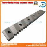 Lámina de acero del metal del corte para la máquina que pela