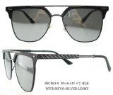 Première pente marquée lunettes de soleil bon marché protectrices UV en verre de Sun avec la FDA