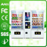 Nueva combinación máquina expendedora automática de la pantalla de 22 pulgadas