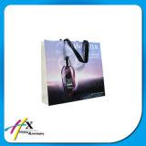 Изготовленный на заказ хозяйственная сумка подарка бумаги цены EXW