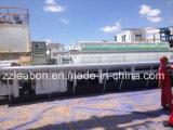 Lama municipal que seca a imprensa de filtro automática da membrana