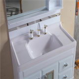 PVC Wall Mounted Bathroom Cabinet di alta qualità con Side Cabinet