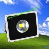 luz ao ar livre da luz de inundação do diodo emissor de luz de 100W 110-240V