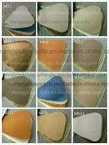 Qualitäts-echtes Leder-geschnittensofa (6828#)