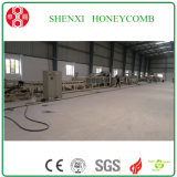Ce Standard Double Layer Laminating Honeycomb Board Machines pour Paper Pallet