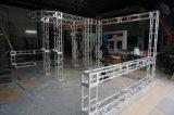 Cabine de alumínio portátil da feira profissional do fardo