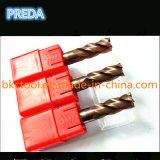 China hohe Qulaity HRC60 Tisin überzogene CNC-Hilfsmittel
