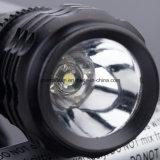 Linterna del solo modo LED con el Ce, RoHS, MSDS, ISO, SGS