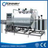 Machine de nettoyage d'alcali de système de nettoyage de l'acier inoxydable CIP pour nettoyer le matériel industriel in Place de nettoyage acide de matériel de nettoyage