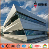 Ideabond silberner Spiegel-zusammengesetztes Aluminiumpanel (AE-201)