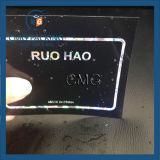 多彩で熱い押すイヤリングのスタッドの表示カード(CMG-101)
