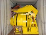 Betoniera idraulica a caricamento automatico del motore diesel