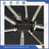 Schlauch des flexibles MetallSs304/Ss316 mit verschiedenen Verbindungen