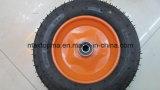 Maxtop 질 압축 공기를 넣은 외바퀴 손수레 고무 바퀴