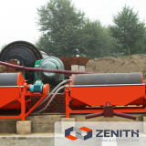 Зенит Low Intensity Magnetic Separator с SGS