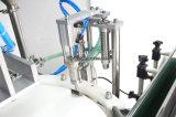 Automatische Vloeibare het Vullen Juce het Afdekken van de Machine Machine