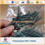 Fibra concreta ad alta resistenza di uso pp degli additivi