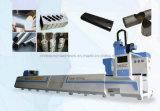 Laser 1200W de la fibra de Raycus para el corte del tubo del metal de los 6m