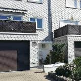 2016 Doorplateのために動力を与えられる太陽のデザインPIRセンサーの屋外ライト