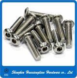 Винт подгонянной/стандартной нержавеющей стали OEM латунный алюминиевый