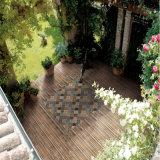 Mattonelle lustrate rustiche della porcellana della parete del pavimento della pavimentazione di parchè (GD605)