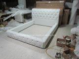 Cama de cuero A512 Real Mobiliario de dormitorio