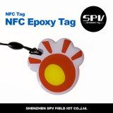 HF 13.56MHz maken Nfc EpoxyMarkering Ntag213 waterdicht