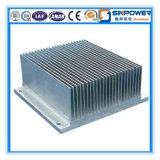 L'aluminium personnalisé a expulsé radiateur de profil