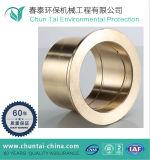 Boccola Bronze del Teflon della boccola di CNC personalizzata fornitore PTFE della Cina