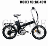 EN15194 plegable bicicleta eléctrica (TDN01Z)