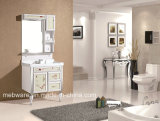 Тщета шкафа зеркала ванной комнаты PVC высокого качества 2016 самомоднейшая Wall-Mounted