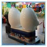 3 Egg 9d Cinema Amusement Park Simulator를 위한 3D Glasses One Seat Vr Egg Cinema Two Egg 9d Vr Cinema