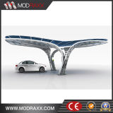 Het draagbare Zonnepaneel Carport zet het Rekken (GD911) op