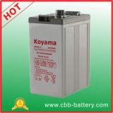 bateria 500ah acidificada ao chumbo selada 2V para telecomunicações