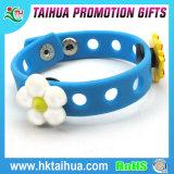 Venda por atacado relativa à promoção do bracelete do bracelete do silicone