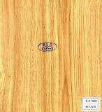 China-hochwertiges Teakholz-hölzernes Korn-dekoratives Papier