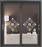 Раздвижная дверь алюминия обеспеченностью конструкции Fuxuan