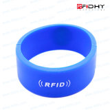 Bestes Selling New RFID Wristbands Reprogrammable Rubber Wristband für Concerts