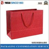 Papel de lujo pesada Escudo cesta de la compra