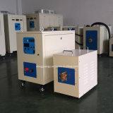 Máquina de aquecimento industrial da indução para o tratamento térmico da cabeça do metal