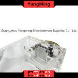 6개의 갑판 트럼프패 (YM-SH03)를 위한 카드 상자를 송신하는 카지노