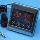Screen-Heizungs-Thermostat mit doppeltem Fühler