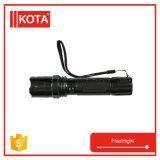 Modo ricaricabile dell'indicatore luminoso della torcia elettrica del LED