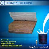 Caoutchouc de moulage de silicones pour des produits de la colle
