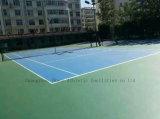 Het UV Gebied van de Tennisbaan van Spu van de Weerstand Rubber