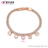 Environmental Copper - 73724のFashion素晴らしいXuping Women Elegentの金Plated L Jewelry Bracelet