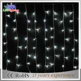 Waterproof Christams Decoração Copper Wire Connectable LED Curtain Light
