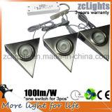 China 2016 LED Light LED Push Light Cabinet Light Kit 3X3w