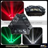 Diodo emissor de luz Spider Beam Moving Head Light do DJ Bar 9PCS 10W RGBW 4in1 Mini